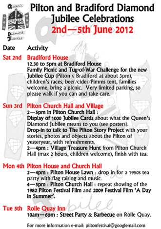 Diamond Jubilee Events