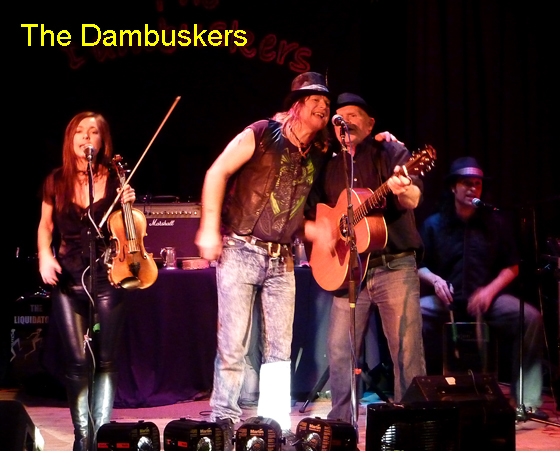 The Dambuskers