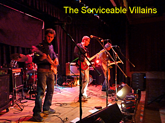 The Serviceable Villains